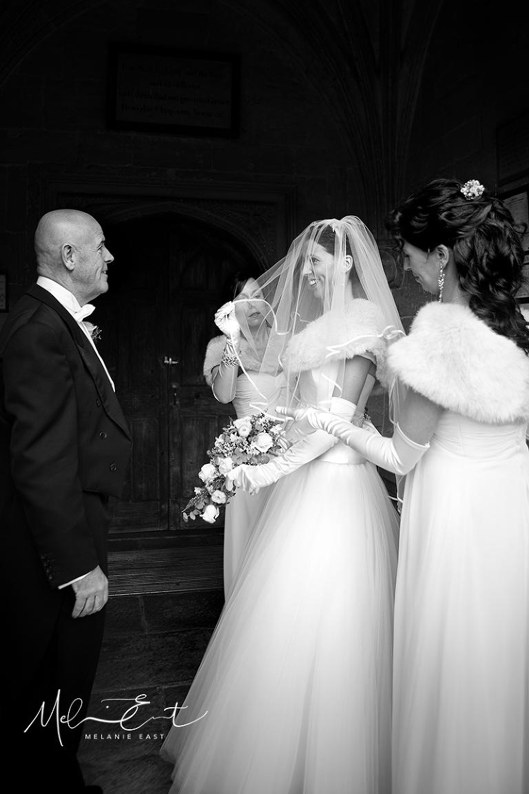 Emotive wedding photography Bristol